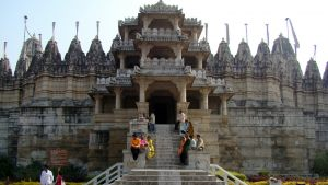 ranakpur-entrance